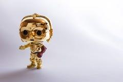 C-3PO 免版税库存照片