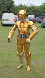 C-3PO Royalty Free Stock Images