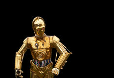 C3PO Stock Photography