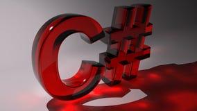 C# Stock Photo