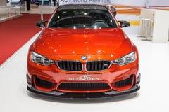 C.A. 2015 Schnitzer BMW M4 (F82) Photographie stock libre de droits