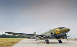 C-47 Southern Cross Stock Images