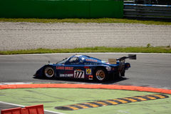1989 C2-Sport-Prototyp Gruppe ALD C289 in Monza Stockfotografie