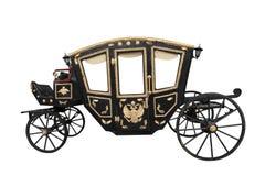 Côté de chariot Images stock