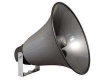 Côté de haut-parleur de klaxon Photos stock