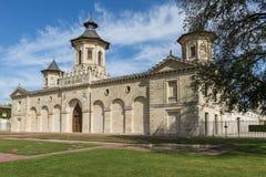 Côté de saint-Estephe d'Estournel de Cos de château Photographie stock