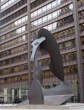 Côté gauche de Chicago Picaso Images libres de droits