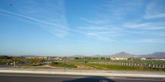 Côté nord de Camarillo, CA Image stock