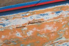 Côté poncé de bateau, Malte Photographie stock