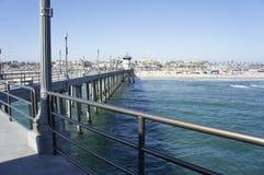 Côtés du pilier de pont Image stock