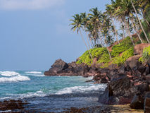 Côte d'océan Photo stock