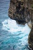 Côte d'Uluwatu image libre de droits