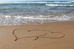 côte de l'Océan Indien Photographie stock