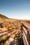 Côte de la Californie Image libre de droits