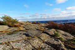 Côte de la Mer du Nord Images libres de droits