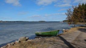 Côte de lac images stock