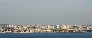 Côte de Lisbonne, Portugal Image libre de droits