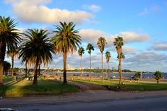Côte de Montevideo Image stock