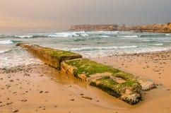 Côte de Peniche Photos libres de droits