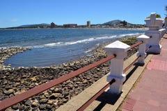 Côte de Piriapolis Photo libre de droits