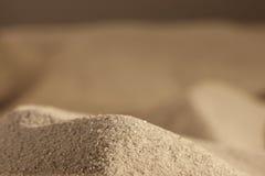 Côte de sable de mer Photographie stock libre de droits