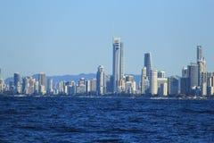 Côte des surfers paradis, la Gold Coast Photographie stock