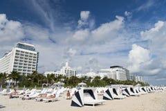 Côte du sud de plage Photos libres de droits