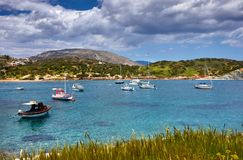 C?te grecque photos stock
