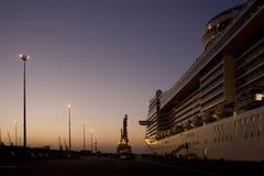 Côte Luminosa de bateau de croisière