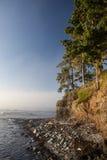 Côte olympique de péninsule Images libres de droits