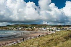 Côte ouest de l'Irlande Image libre de droits