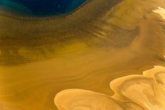 Côte squelettique - Namibie Image stock