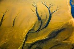 Côte squelettique - Namibie Image libre de droits