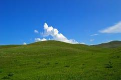 Côtes et montagnes Photo libre de droits