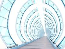 C?tes futuristes de tunnel illustration de vecteur