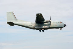 C-160 transall 免版税库存图片