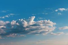 C?u com nuvens imagens de stock royalty free