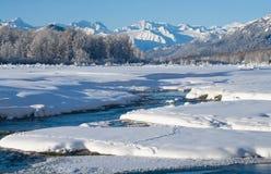 33c ural χειμώνας θερμοκρασίας της Ρωσίας τοπίων Ιανουαρίου ΗΠΑ albedo στοκ φωτογραφίες