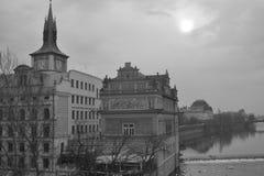 33c ural χειμώνας θερμοκρασίας της Ρωσίας τοπίων Ιανουαρίου Στοκ εικόνες με δικαίωμα ελεύθερης χρήσης