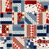 C&W style pattern Stock Photo