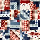 C&W style pattern Stock Photo