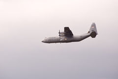 c130 Hercules Στοκ φωτογραφία με δικαίωμα ελεύθερης χρήσης