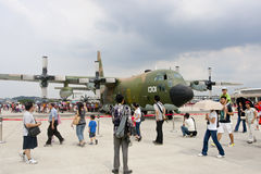 C130 In Taiwin Stock Images