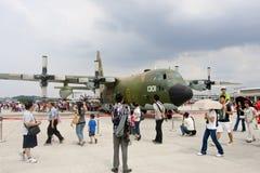 C130 in Taiwin stock afbeeldingen