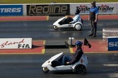 C5 drag racing Stock Photo