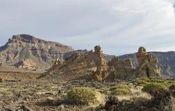 Cañadas Del Teide Lizenzfreies Stockbild
