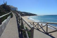 Caños de Meca-Cadiz-Spanien Arkivbilder