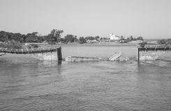 CaÃda Ponte Стоковые Изображения RF