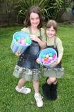 Caça do ovo de Easter fotos de stock royalty free