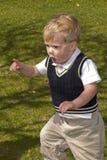 A caça do ovo de Easter Imagens de Stock Royalty Free